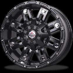 แม็กซ์ P&P Superwheels Devil 8D