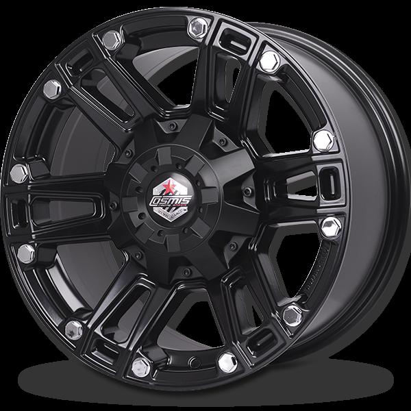 P&P Superwheels Devil 6D color BLK/M5