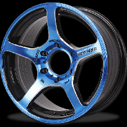 แม็กซ์ P&P Superwheels VCP.N5R 17Inch Anodized