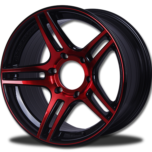 P&P Superwheels VCP.S5R 17Inch Anodized color