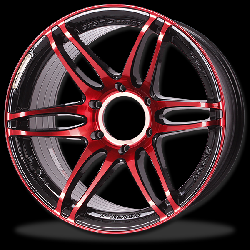 แม็กซ์ P&P Superwheels MR-II Anodized