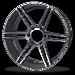 แม็กซ์ P&P Superwheels ZR-6 20Inch