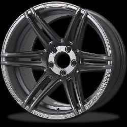แม็กซ์ P&P Superwheels ZR-6 18Inch
