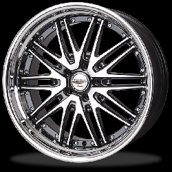 แม็กซ์ P&P Superwheels California