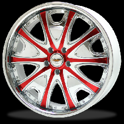 แม็กซ์ P&P Superwheels Purma
