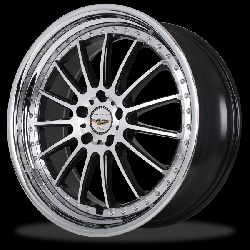 แม็กซ์ P&P Superwheels Finish