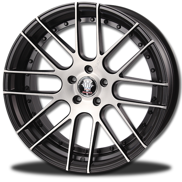 P&P Superwheels Berano color MGMB, MBKU, MBKP, MSU