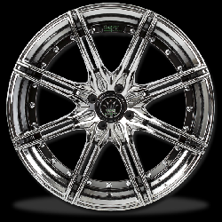 แม็กซ์ P&P Superwheels Rika 18Inch