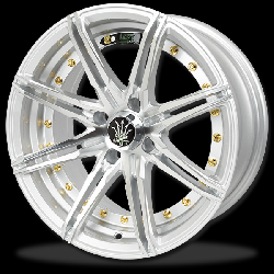 แม็กซ์ P&P Superwheels Rika 15Inch