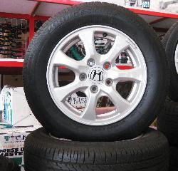 แม็กซ์ติดรถ HONDA CITY พร้อมยาง Bridgestone(UPDATE)