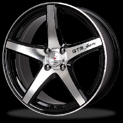 แม็กซ์ P&P Superwheels GTR-5V