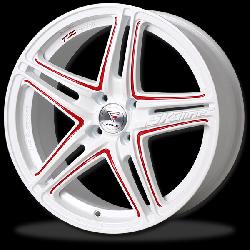 แม็กซ์ P&P Superwheels P-5