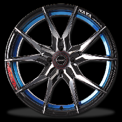 ล้อแม็กซ์ P&P Superwheels NAYA   Everest-II 17Inch 17