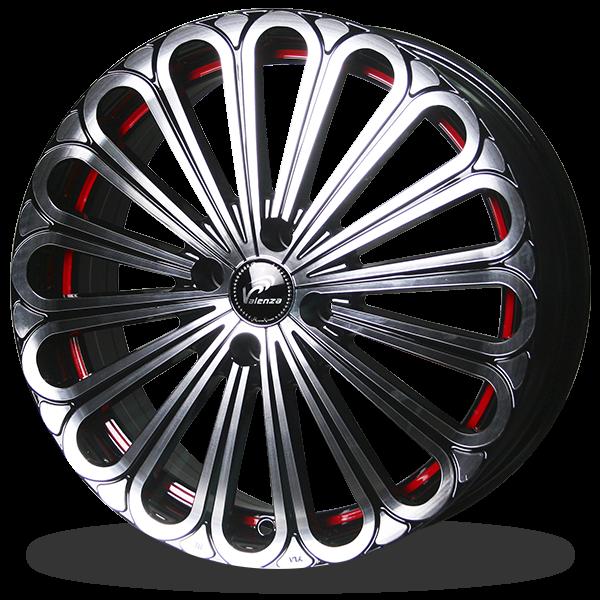 P&P Superwheels Jubilee color (R)BP